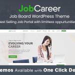 Download Free JobCareer v2.6 - Job Board Responsive WordPress Theme