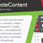 Download Free PrivateContent v7.14.1 - Multilevel Content Plugin