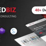 Download Free RedBiz v1.1.3 - Finance & Consulting Multi-Purpose Theme