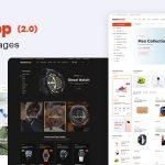 Download Free Yozi v2.0.15 - Multipurpose Electronics WooCommerce Theme